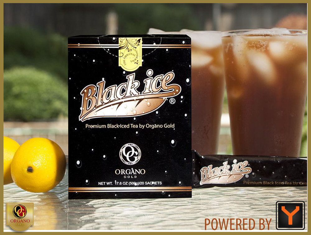 Organo Gold Black Ice Tea