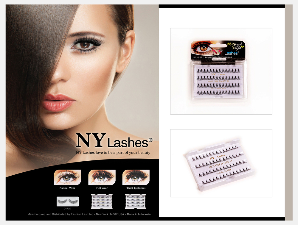 20% Off Promotion - Trade Show Cosmo Prof 2016  - NY Lashes
