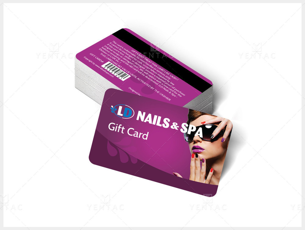 Gift Card Purchase - LD Nails Spa - This Location Only