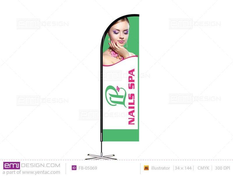 Flag Banner FB-05069