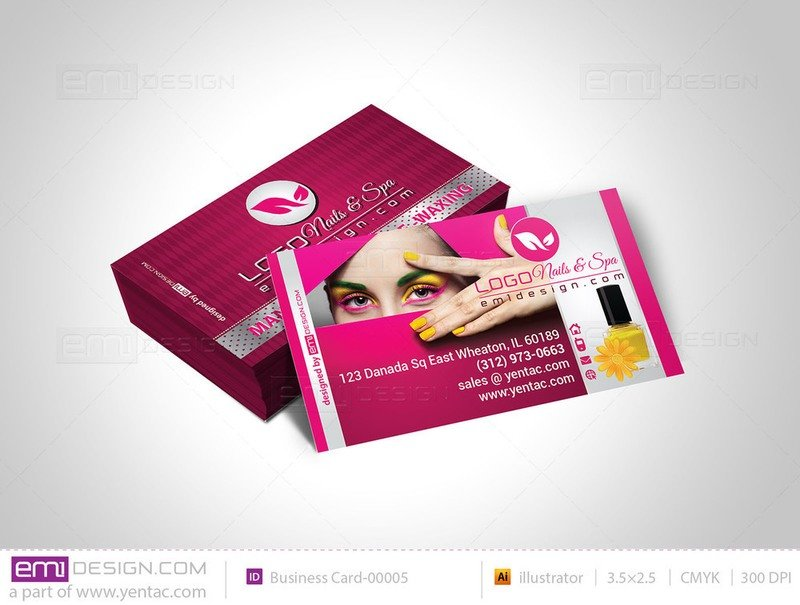 Business Card - Templates  buscard-00005