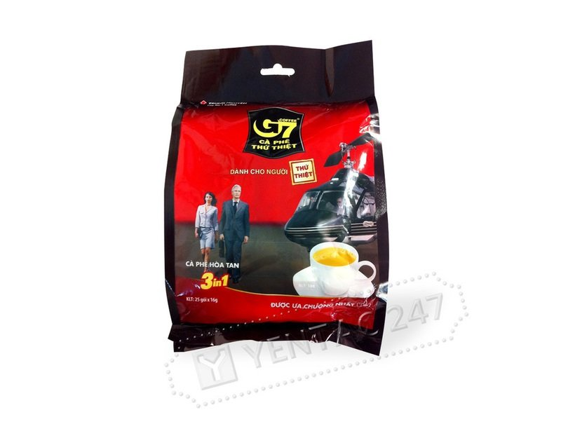 Trung Nguyên  - G7 Instant Coffee - Small (20 satches)