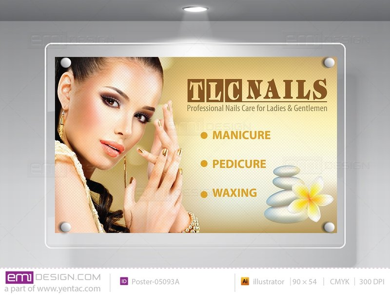 Poster Template 05093A