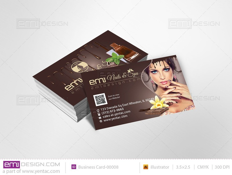 Business Card - Templates  buscard-00008