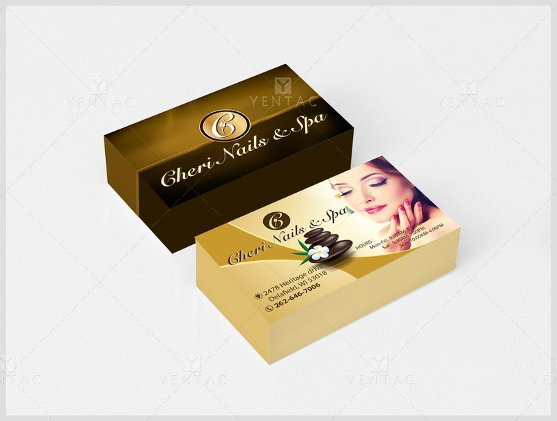 Business Card Template BusCard-05106