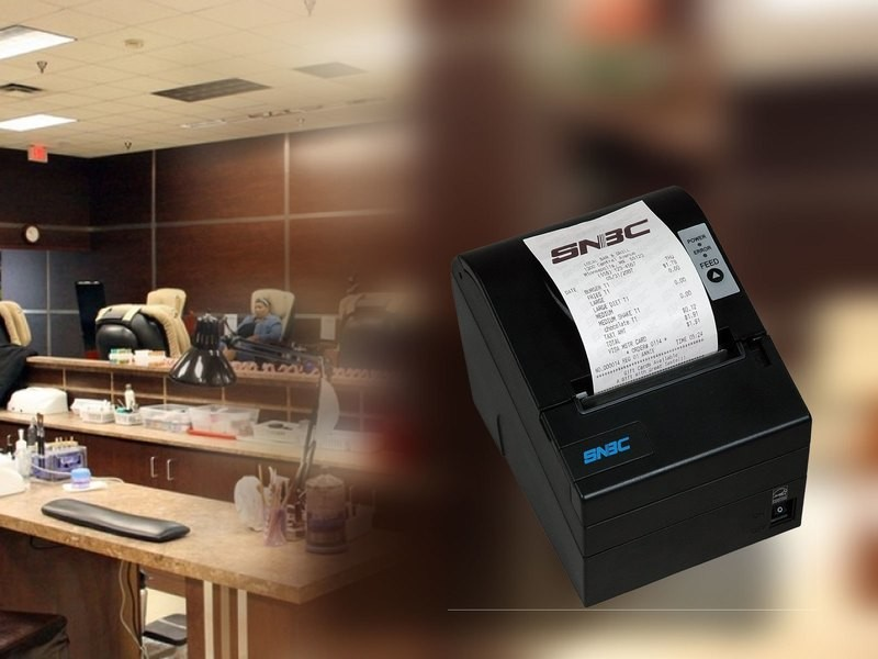 Network Thermal Receipt Printer