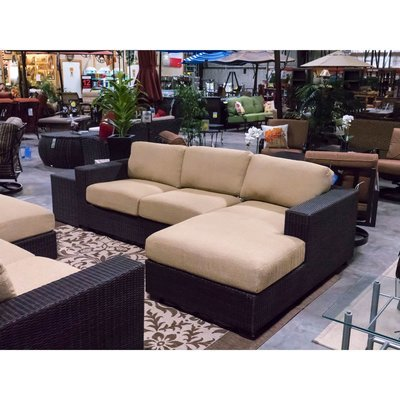 Montecito Coffee 2 Piece Patio Set