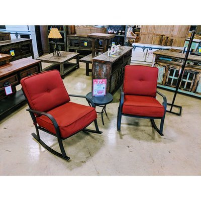 3 Piece Rocker Set
