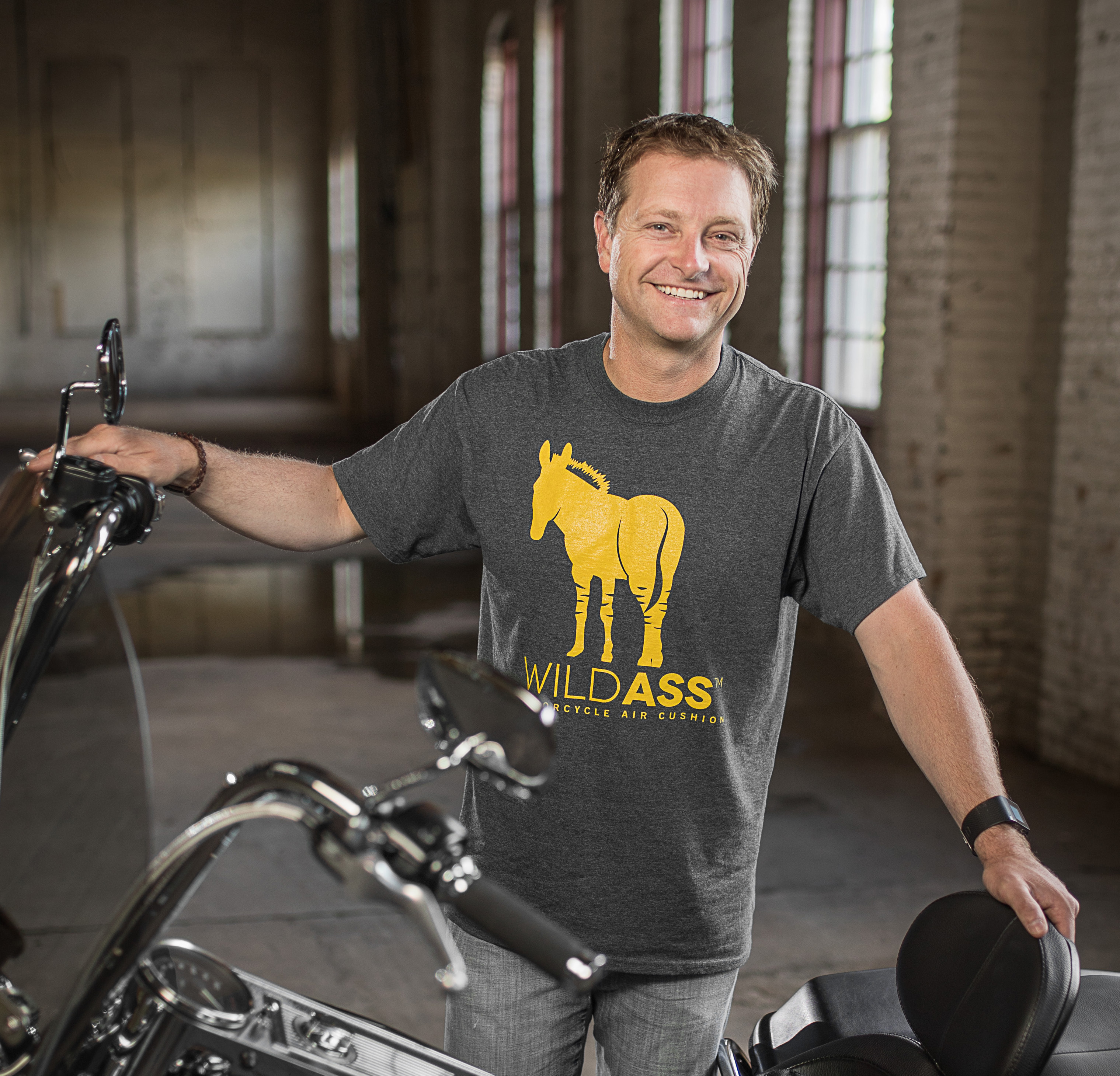 Wild Ass T-shirt! 00012