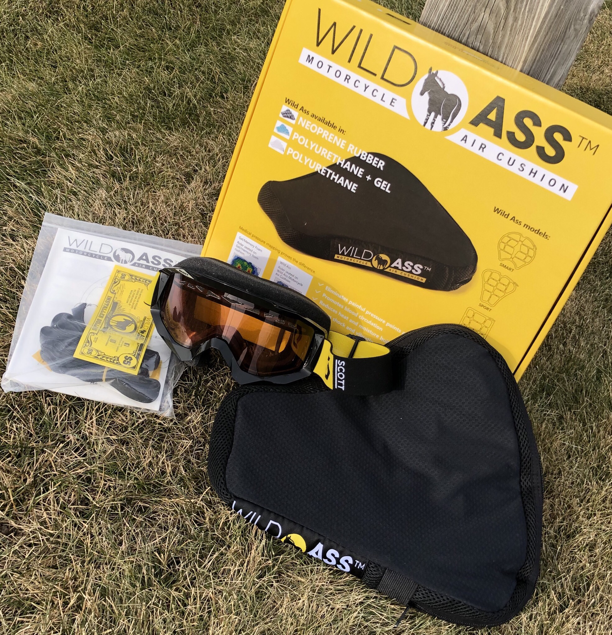 Wild Ass Adventure Kit