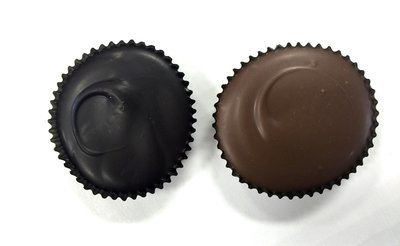58% Dark Chocolate Peanut Butter Cup