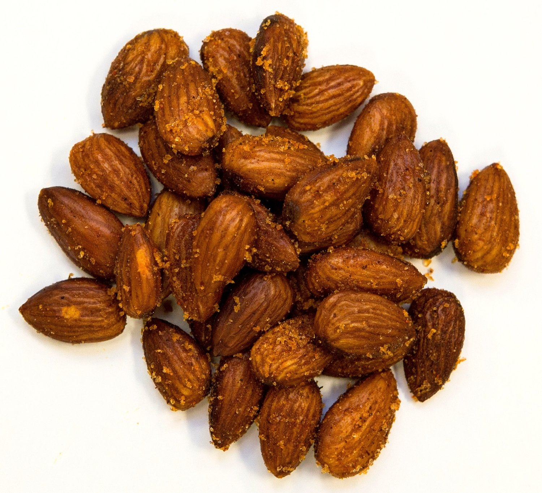 BBQ Almonds 4oz