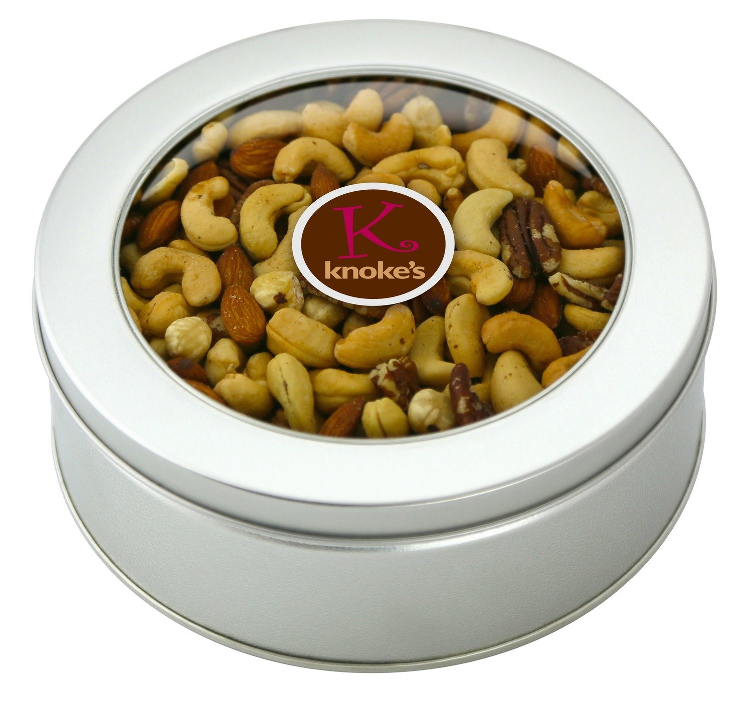 2# Fancy Deluxe Mix Nut Tin