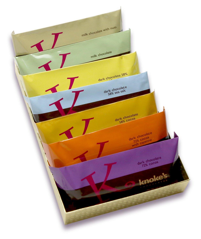 7 Bar Collection Box