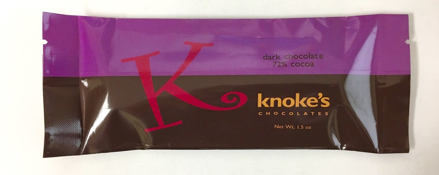 Knoke's 72% Chocolate Bar