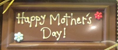 Personalized Milk Greetings Bar