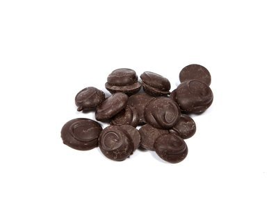 72% With Cayenne Dark Chocolate Disks
