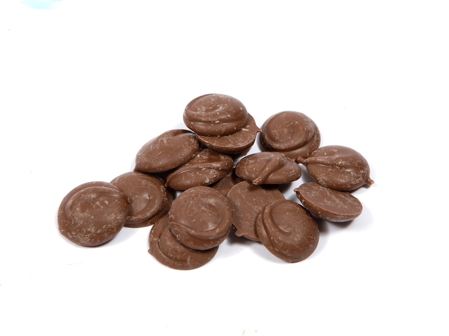 36% Milk Chocolate Disks