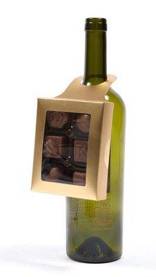 White Wine Pairing Bottle Hanger