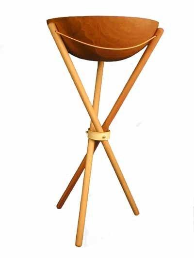 Bowl Stand - Tripod BS36B