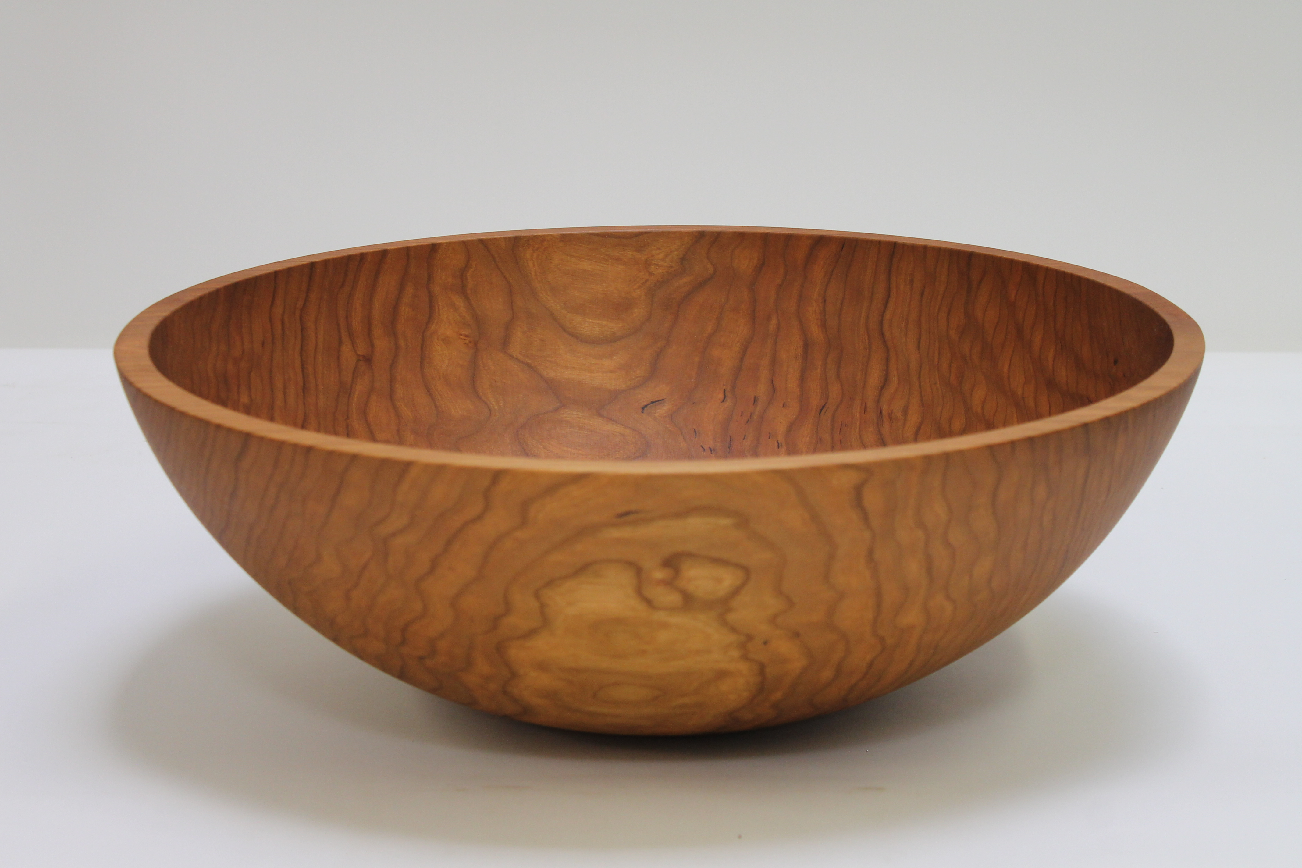 20 inch Cherry Bowl - Bee's Oil Finish C120B