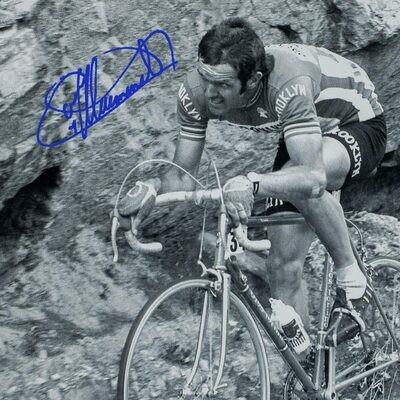 Roger De Vlaeminck, 1976 Milan-San Remo (Autographed)