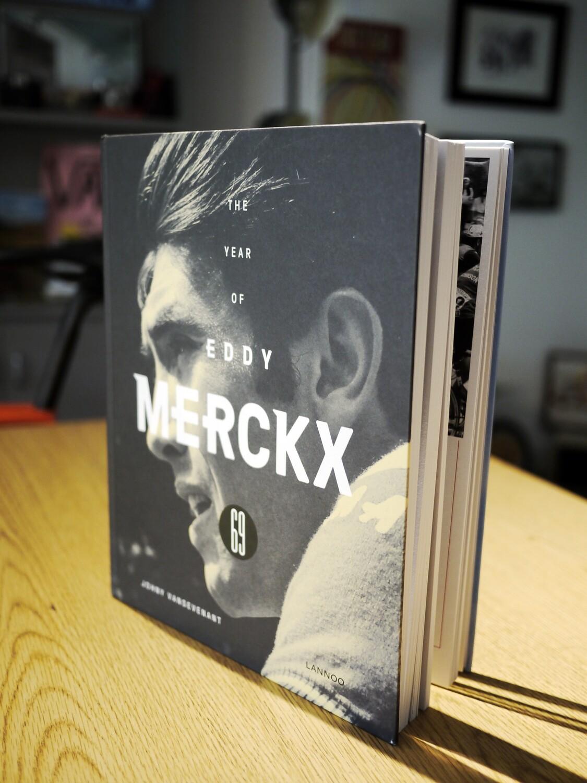 """The Year of Eddy Merckx 69"" Coffee Table Book"