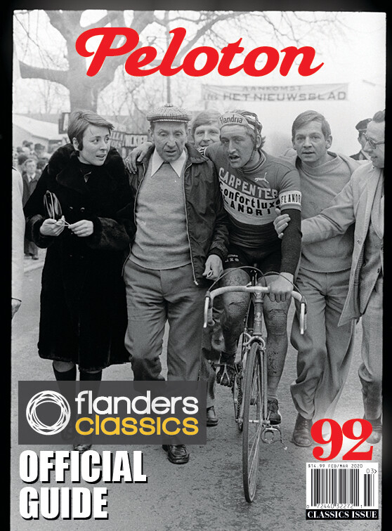 PELOTON ISSUE 92