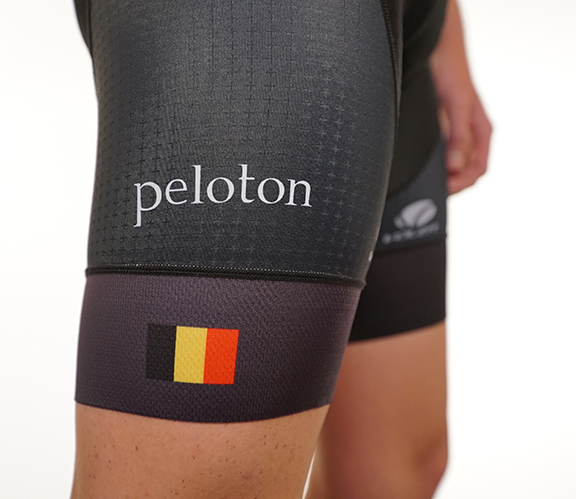2016 Peloton Belgian bibshort