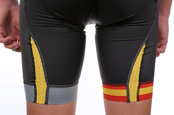 2016 Peloton Spanish Bibshort