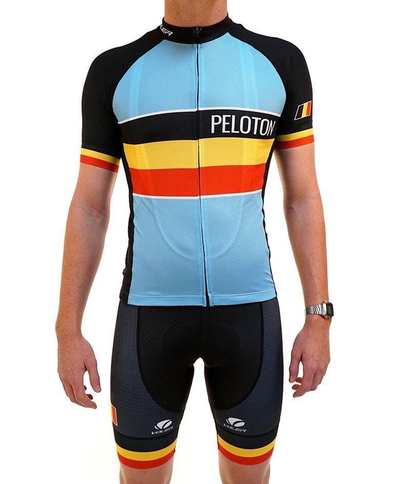 2017 PELOTON/Voler Belgian Jersey
