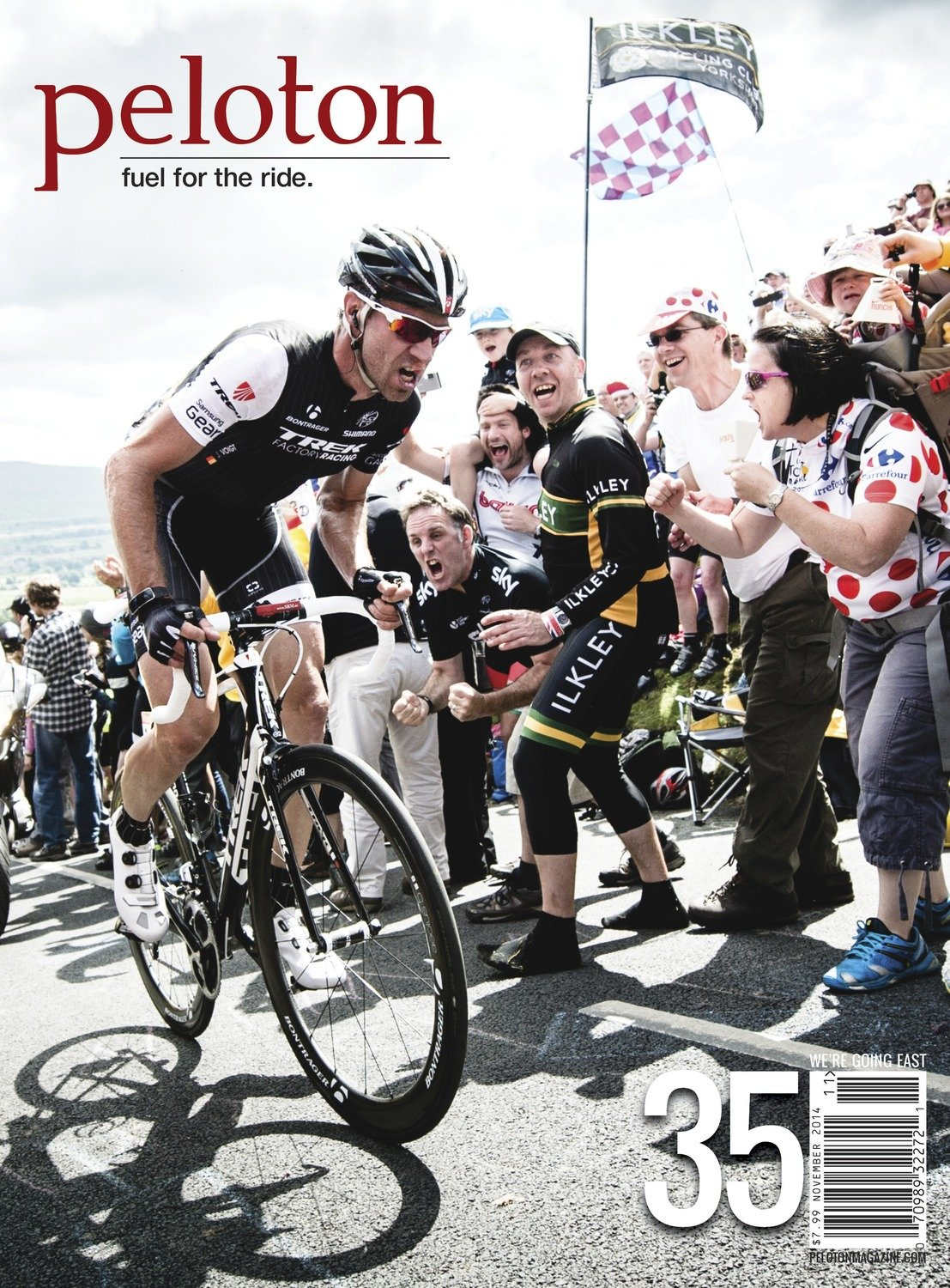 Peloton Issue 35