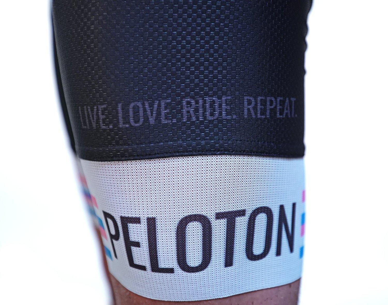 "PELOTON CASTELLI ""NEW"" bibshort"