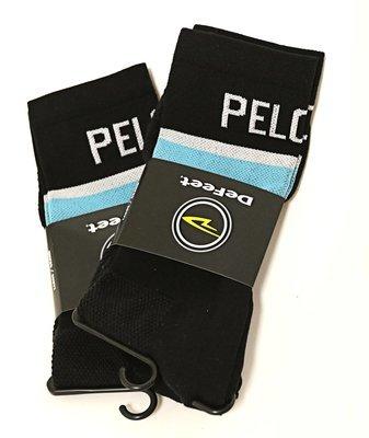 DEFEET/PELOTON magazine socks