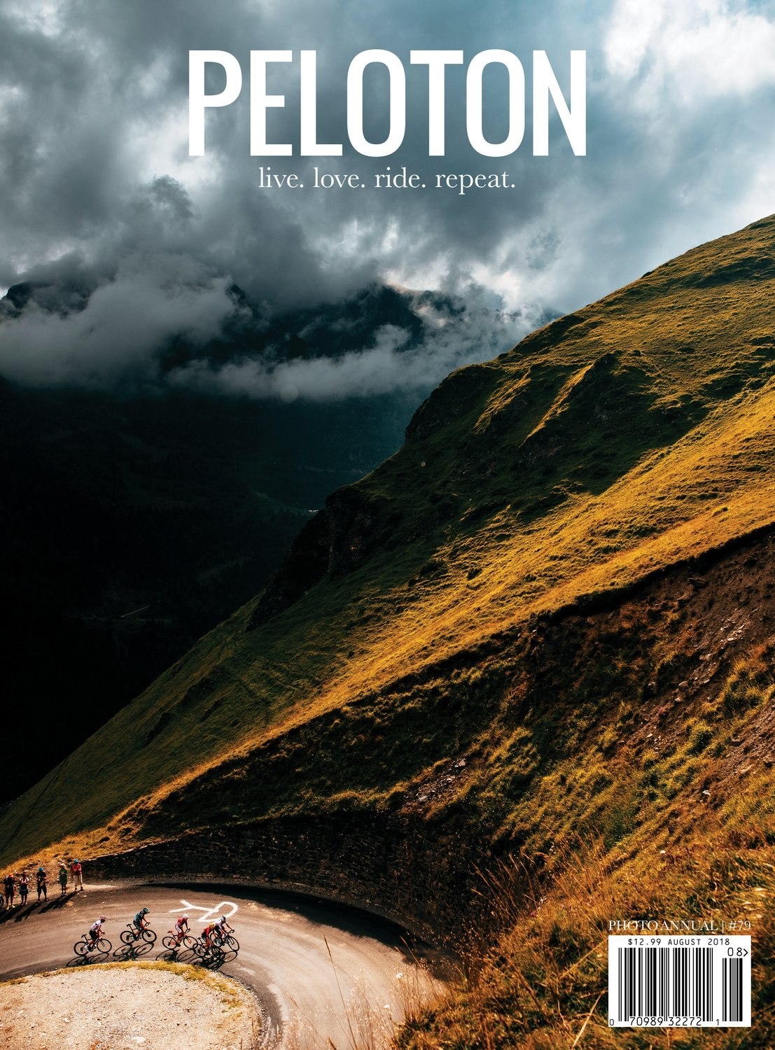 PELOTON ISSUE 79