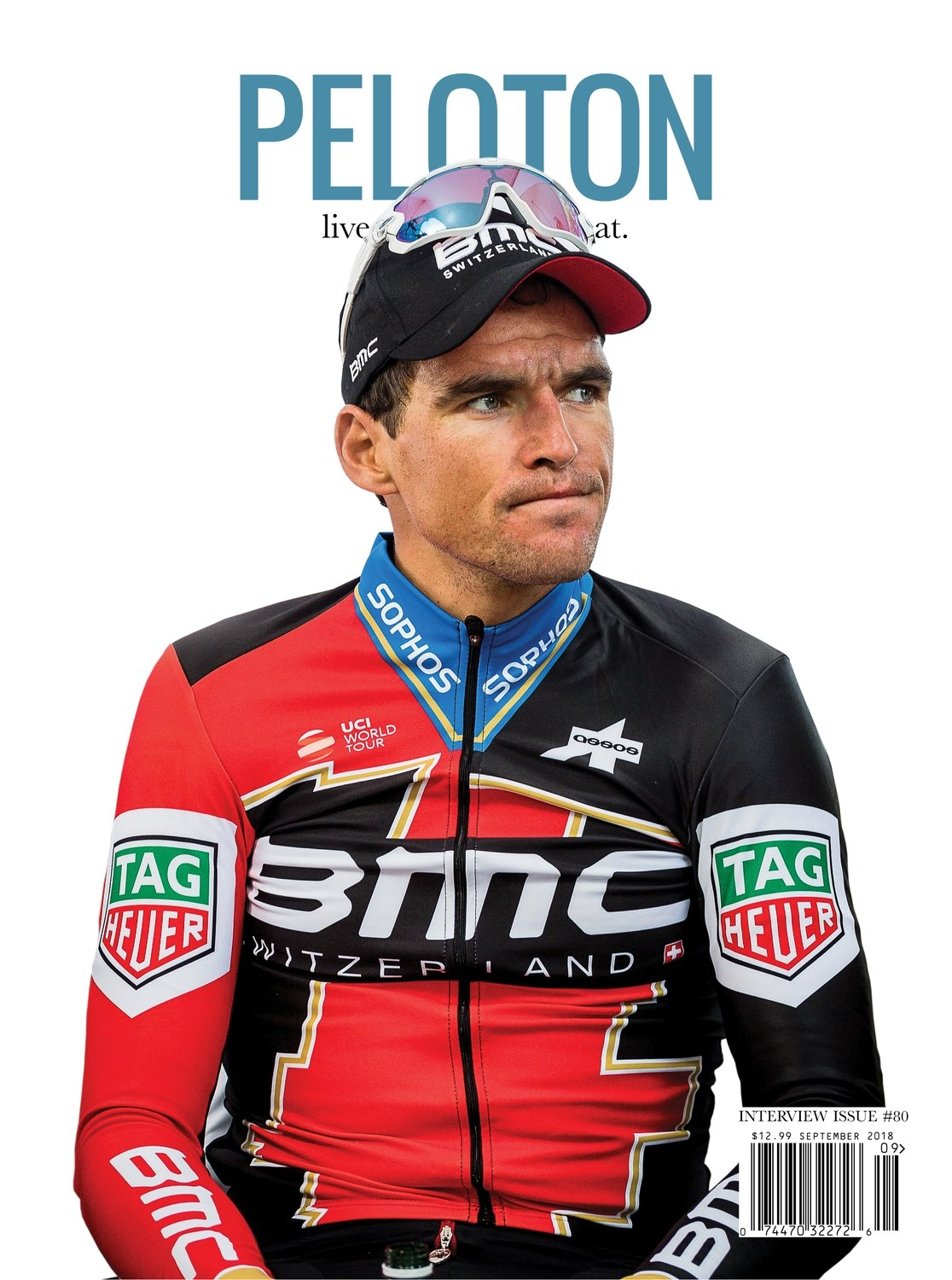 PELOTON ISSUE 80