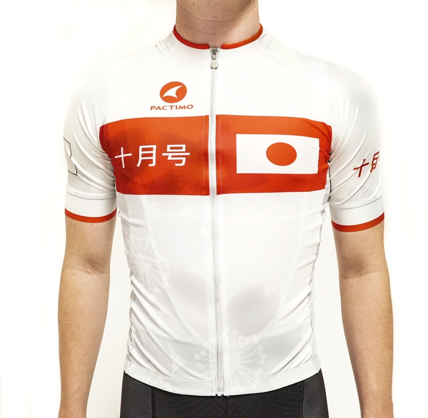 PELOTON/Pactimo Japan kit Super Sub