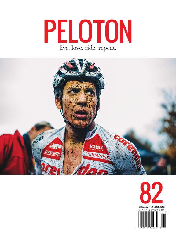 PELOTON ISSUE 82