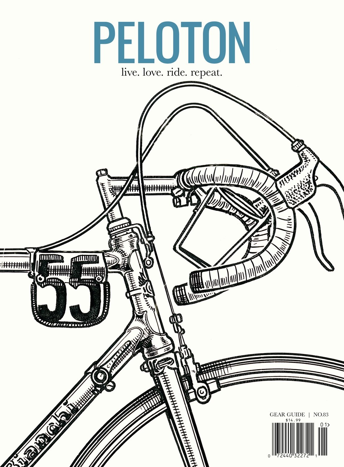 PELOTON ISSUE 83
