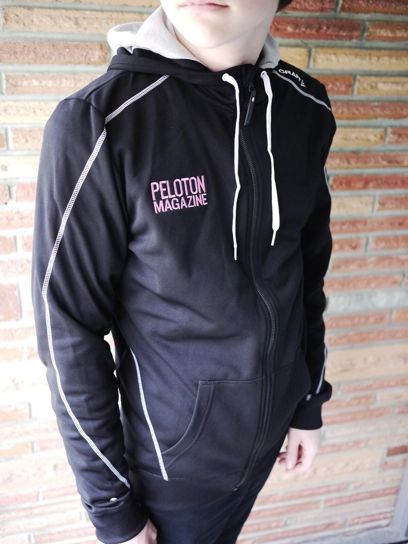 Craft/PELOTON Zipped Hoodie