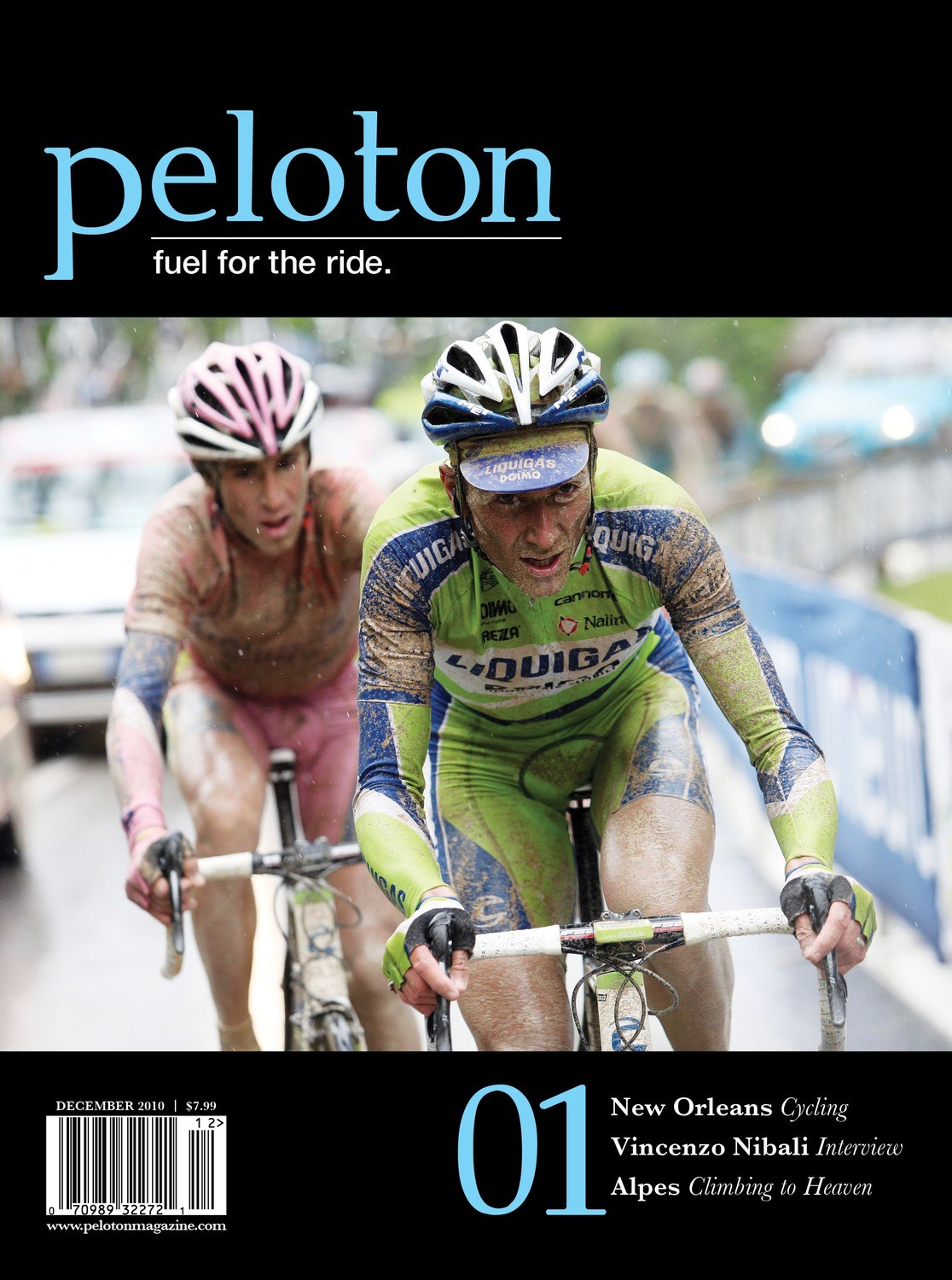 Peloton Issue 01