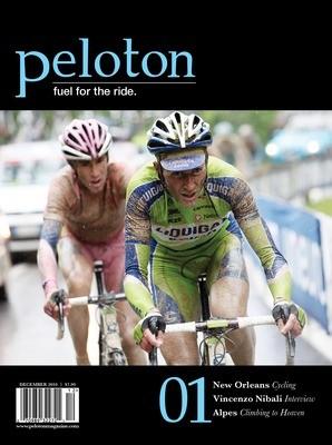 Peloton Issue 01
