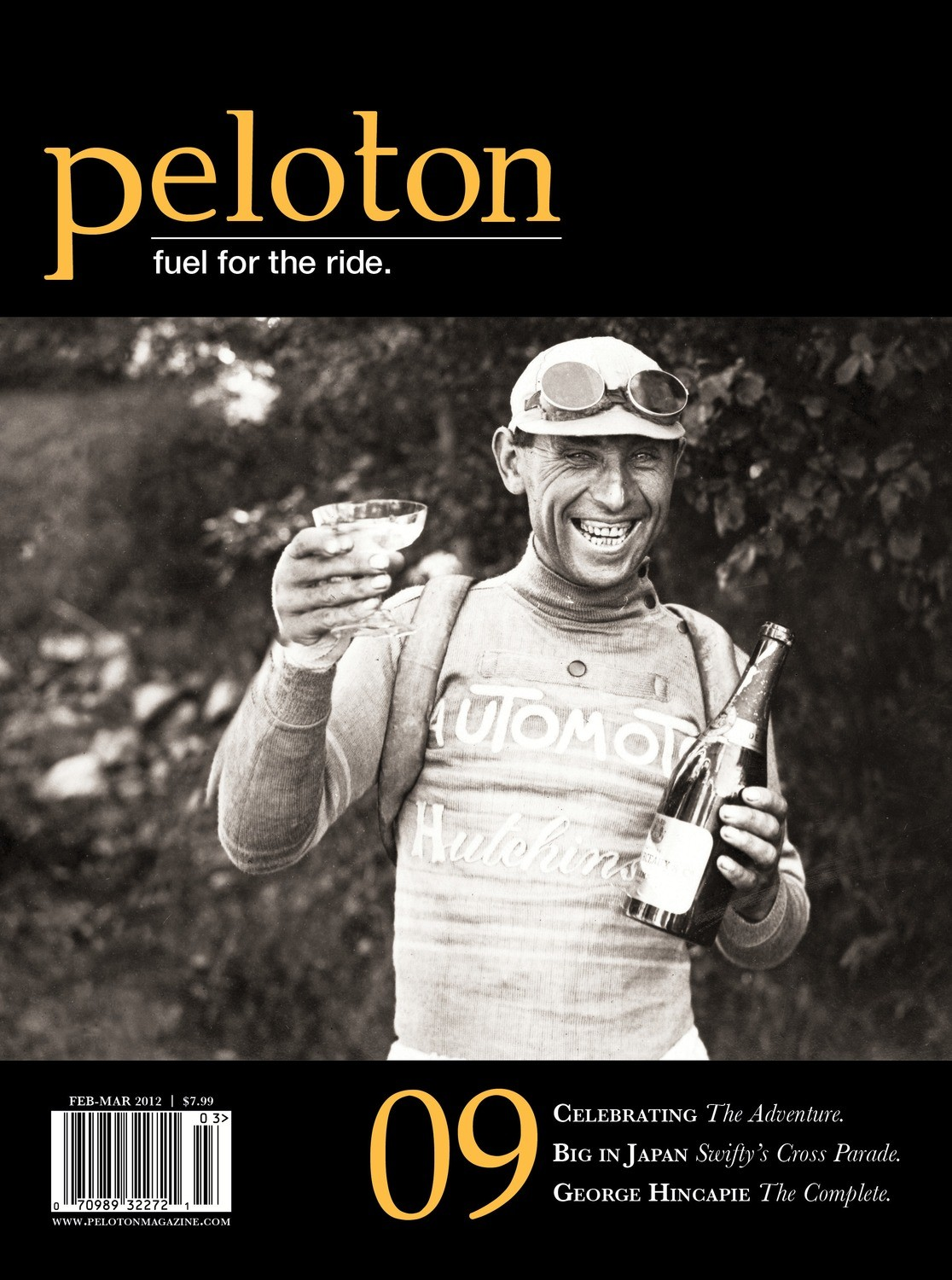Peloton Issue 09