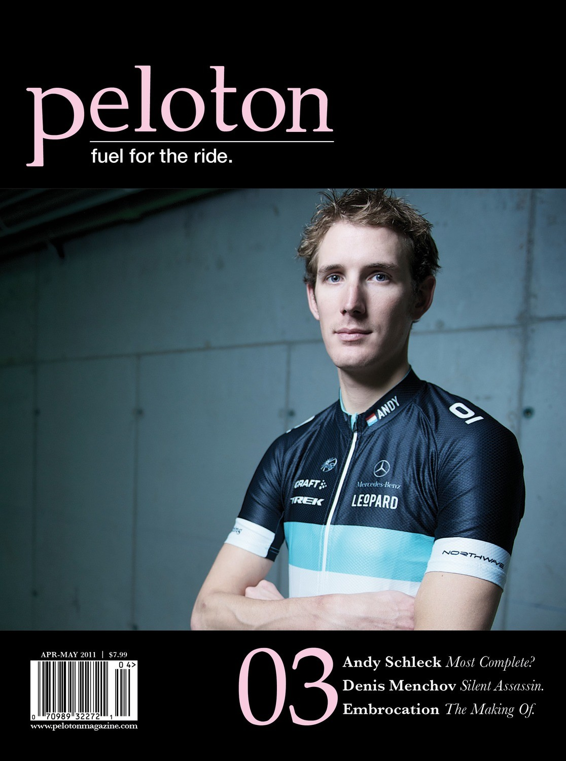 Peloton Issue 03