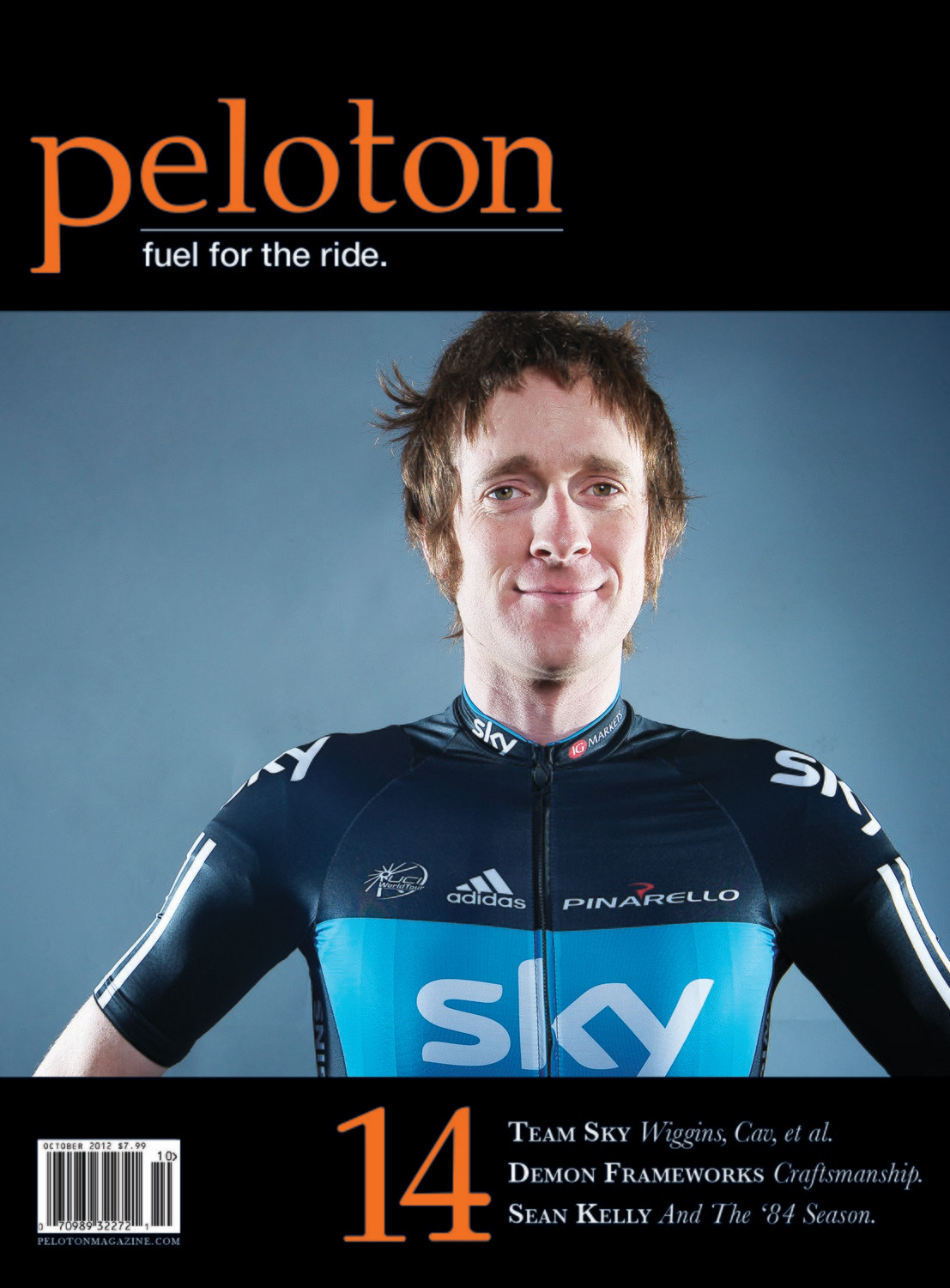 Peloton Issue 14