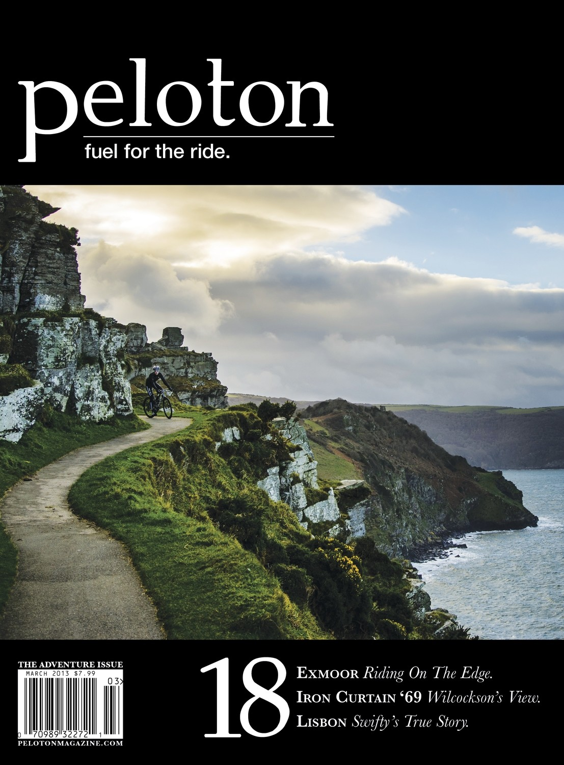 Peloton Issue 18