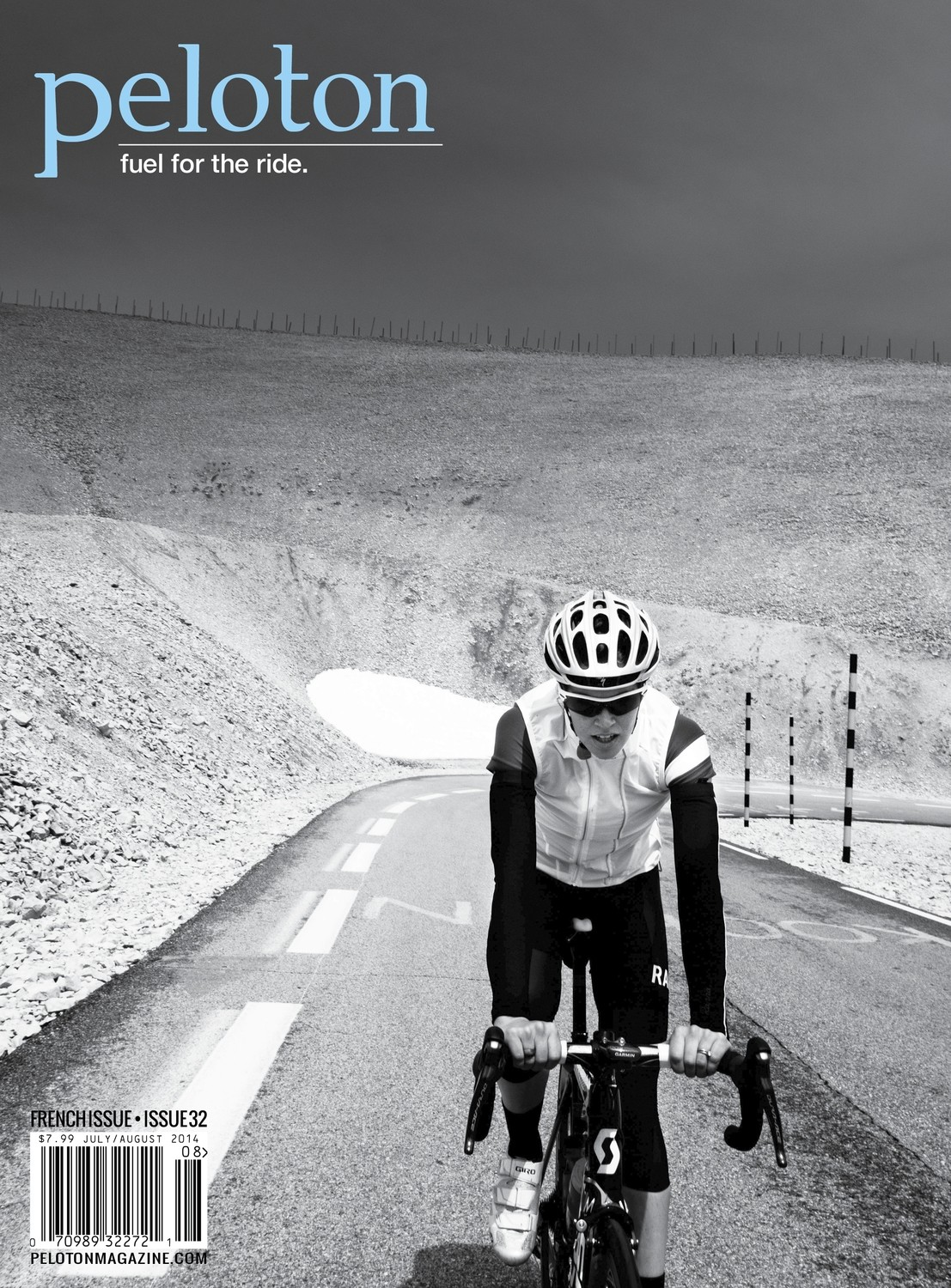 Peloton Issue 32