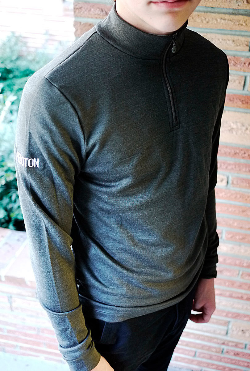 Pactimo/PELOTON wool pullover