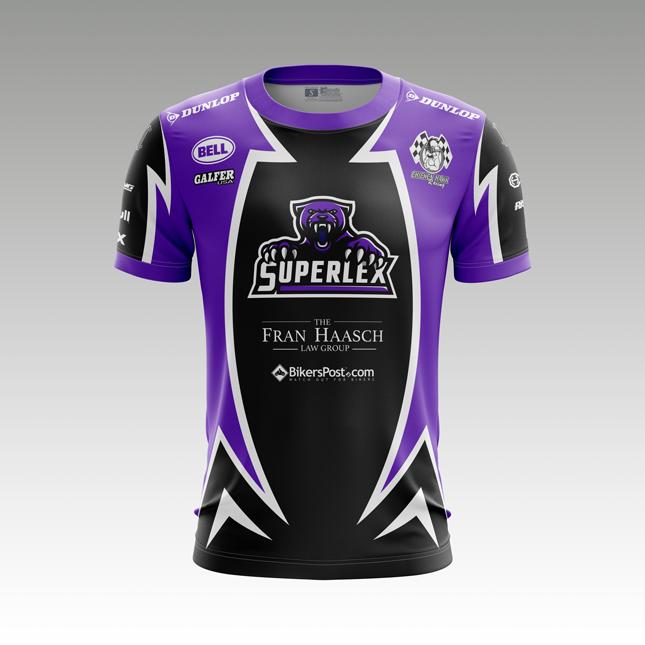 SuperLex Crew Jersey