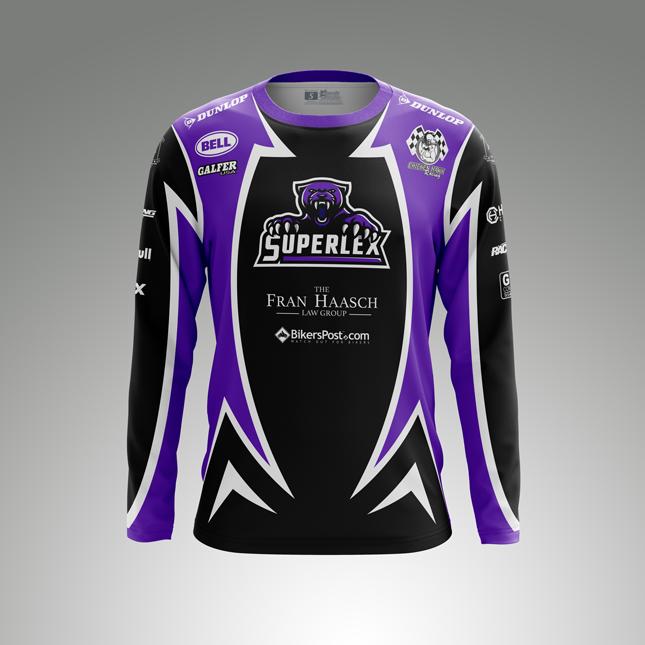 SuperLex Long Sleeve Crew Jersey